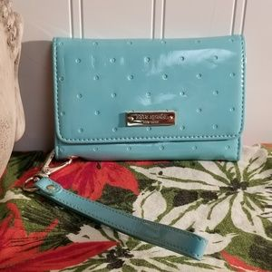 Vintage Kate Spade Patent Leather Coin Purse